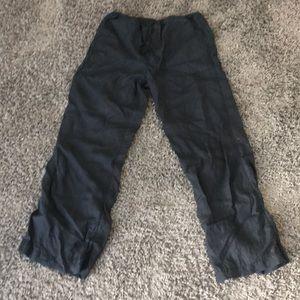 Pants - Seafolly Black Pants